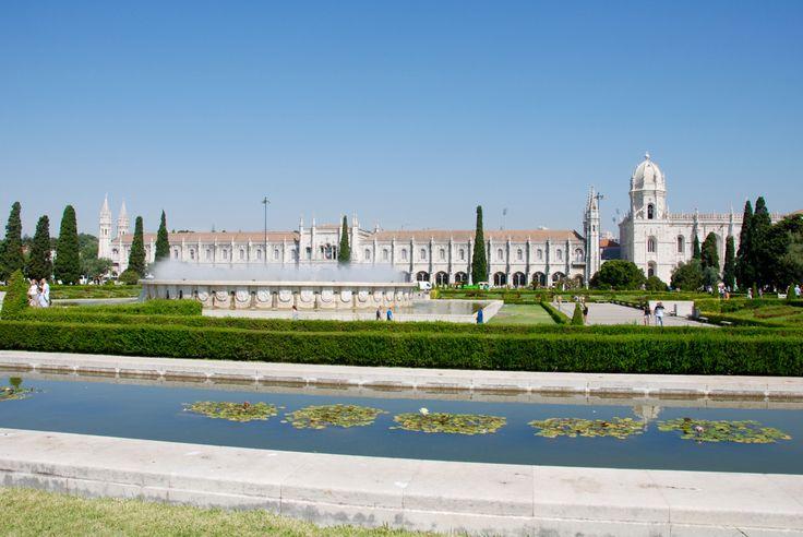 Mosteiro dos Jerónimos - Lisboa 2016