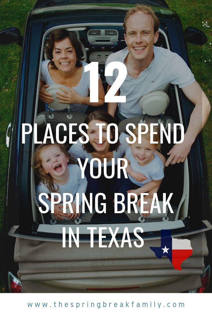 12 Amazing Texas Family Spring Break Ideas