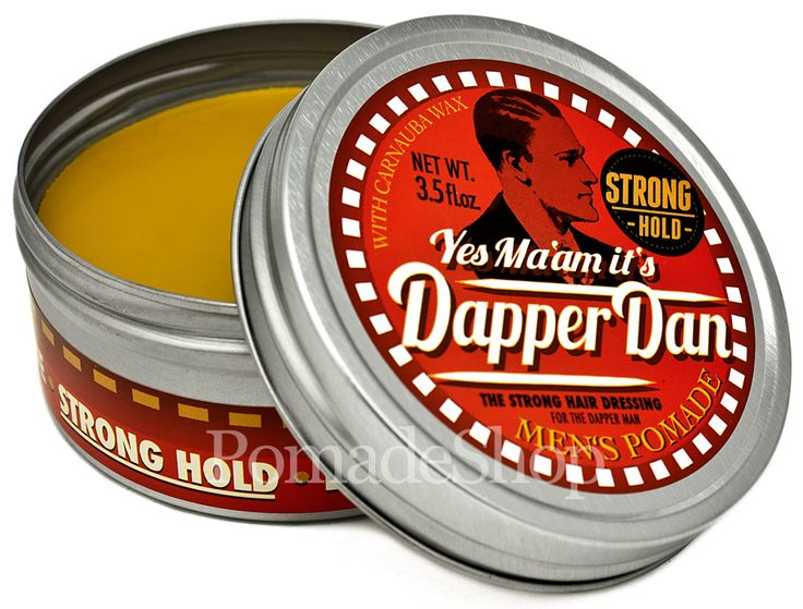 Dapper Dan Pomade Strong...