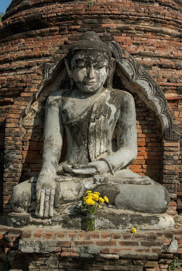 Sagaing, Ava, Mingun and Amarapura - Ancient cities of Upper Burmavon Elaine Springford