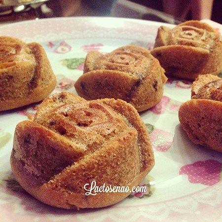 Receita de bolo de batata doce sem glúten e sem lactose. Perfeito para celíacos e intolerantes à lactose. Receita fácil sem lactose e sem glúten.