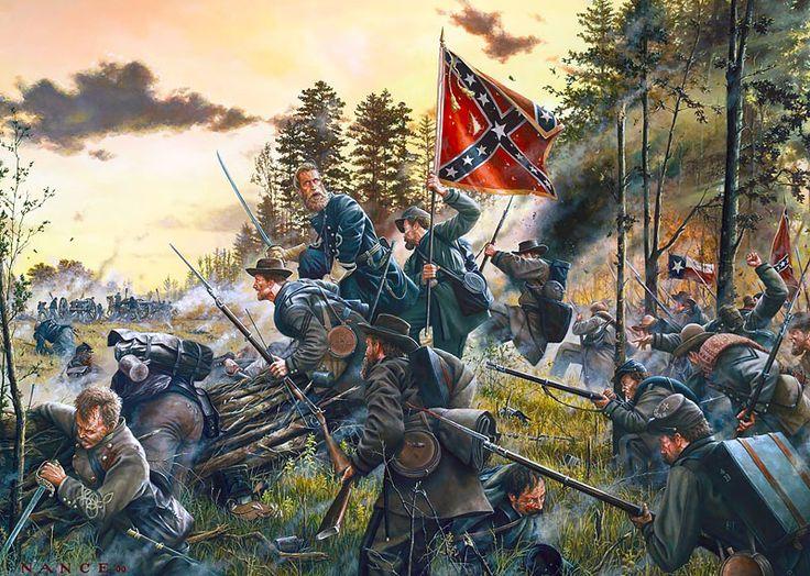 17 Best images about Civil War art on Pinterest | American ...