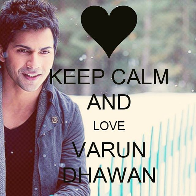 I just have a crush on Varun since childhood but now we r just friends actually best friends