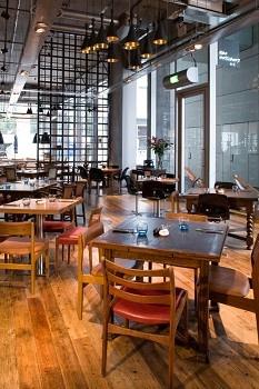 the refinery bar – bars in southbank, bars in southwark, restaurants near waterloo station