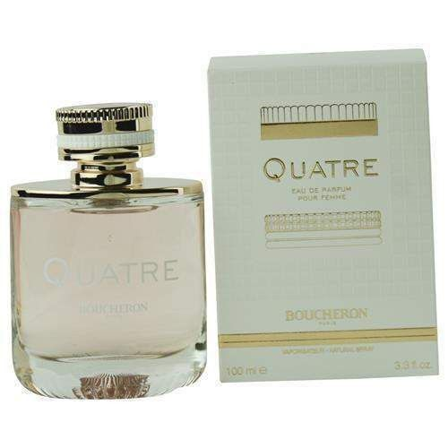Boucheron Quatre By Boucheron Eau De Parfum Spray 3.4 Oz