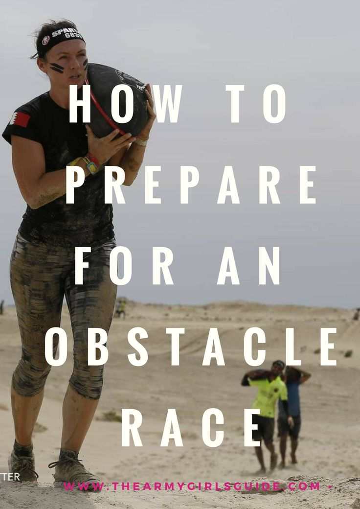 How to prepare for an obstacle race – Whether it's Spartan Race, Tough Mudder, Survival of the Fittest... I've tried them all. And by far the Army was harder, so read my tips to ensure you are as well prepared as you can be!