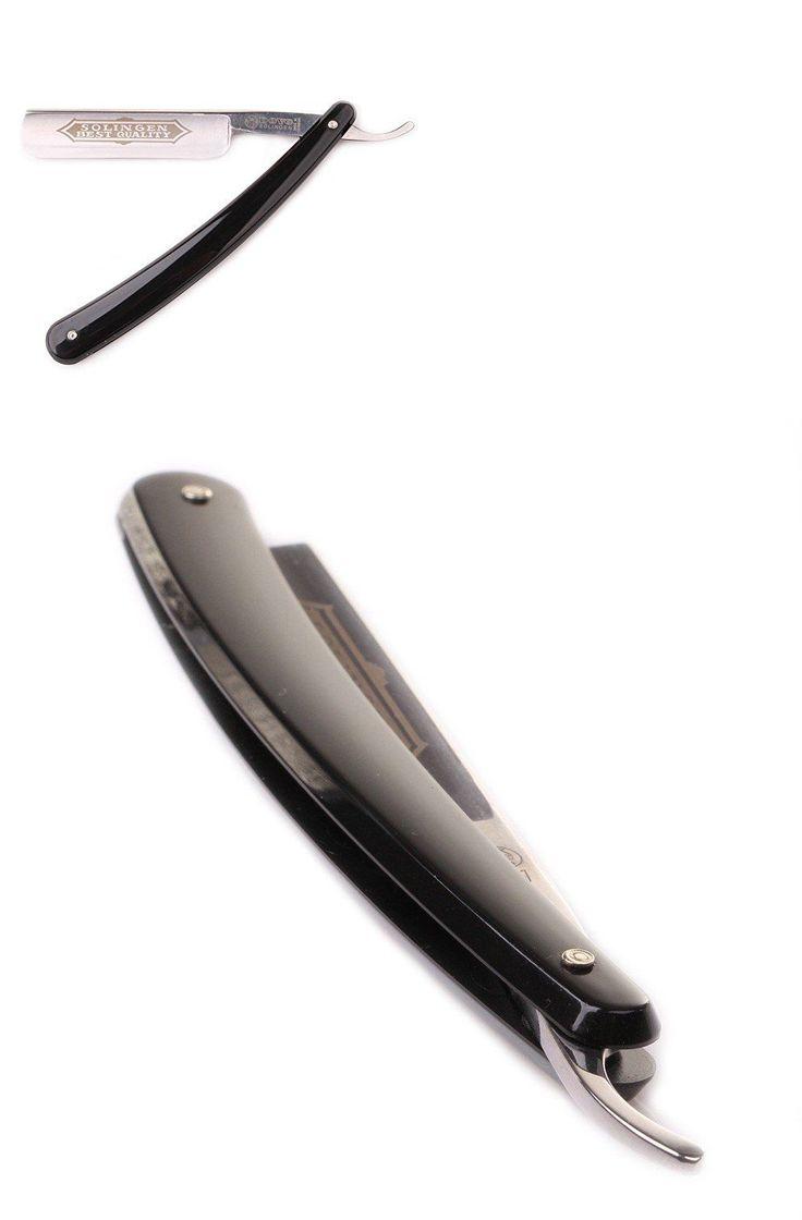 Straight Razors: Dovo Straight Razor Solingen 5/8 Blade W/ Case (New-Other Open Box) -> BUY IT NOW ONLY: $80.0 on eBay!