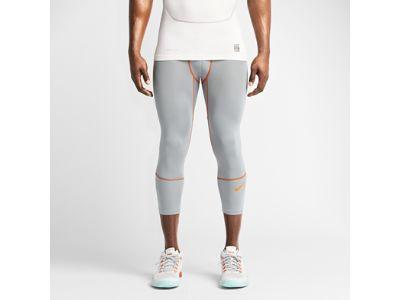 Nike Pro Combat Hypercool Compression Three-Quarter Men's Tights