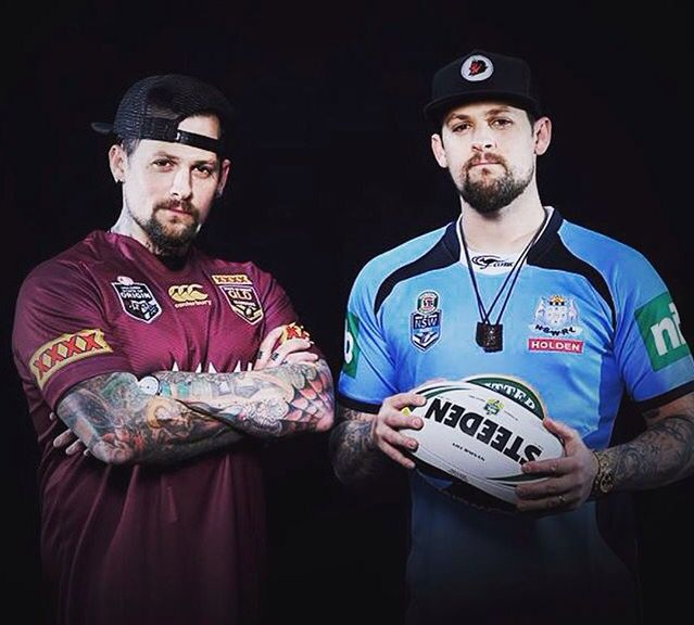 Madden Brothers-State of Origin 2015.