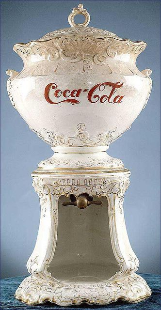 ~ Coca-Cola Syrup Dispenser, 1890's ~ | National Museum of American History | flickr.com