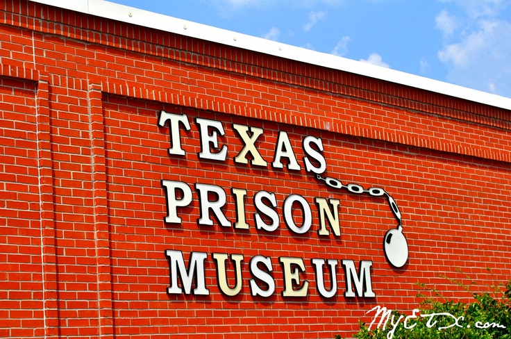 "#36:  39 things to do in TEXAS before you die!  Texas prison Museum in Huntsville, Texas. The Texas Prison Museum says it offers an ""intriguing glimpse into the lives of the state's least-loved citizens."