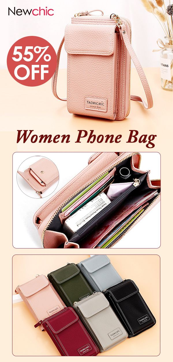 Women's Bags Wallets Bright New Fashion Women Wallets Simple Elegant Hand Strap Long Purse Party Clutch Bag Mobile Phone Bag Card Holder Zipper Wallet Buy One Give One