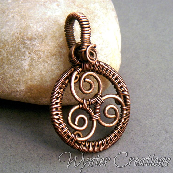 "[](http://www.knowth.com/newgrange/tri-spiral.jpg)If ever you look up ""Celtic symbols,"" along with the shamrock and the [Celtic cross](http://wyntercreations.indiemade.com/product/celtic-cross-wire-wrapped-pendant-copper-and-amethyst?tid=1), one of the most common images you'll see is three spirals joined together."
