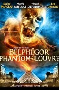 Belphegor Phantom of the Louvre (2001) Hindi Dubbed Download 300MB