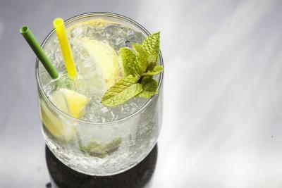Diet Tonic Water vs. Regular Tonic Water