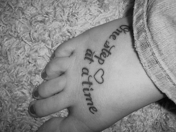 women's foot tattoos | Foot Tattoo
