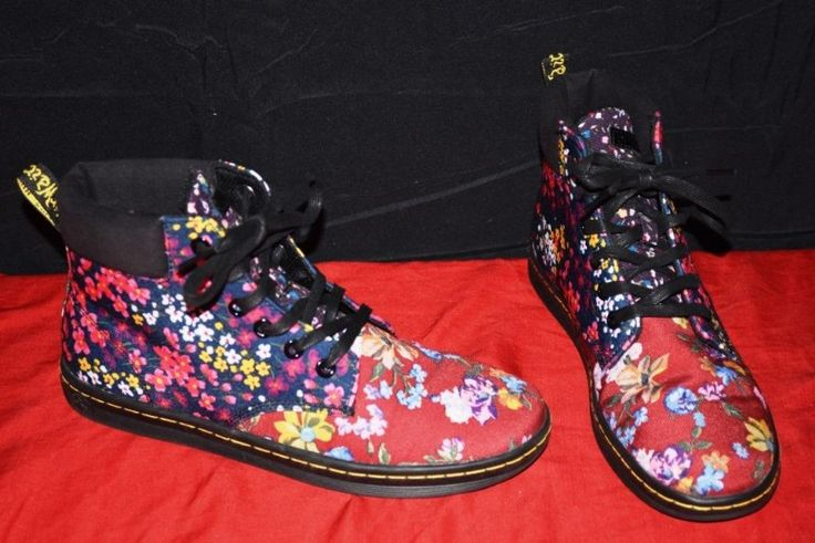 Dr. Martens Womens Shoes Size 8 - shopgoodwill.com