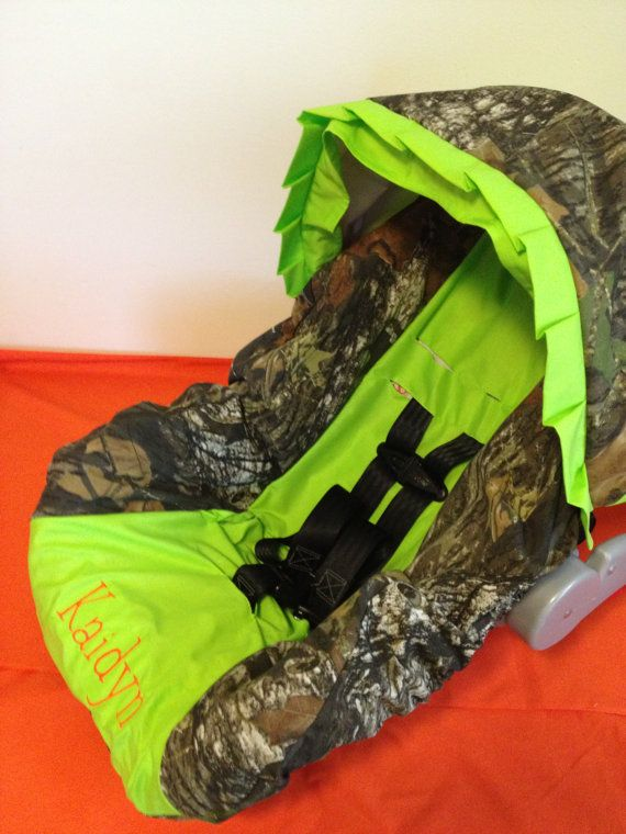 17 Best Images About Lime Green Camo On Pinterest Mossy Oak Camo Infant Car Seat Covers And