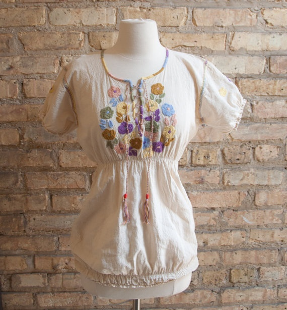 52 best images about mexican peasant blouse on pinterest