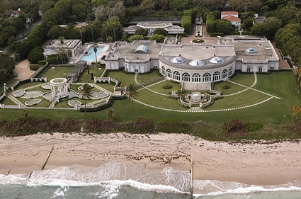 Maison de l'Amitie, a super luxurious  property owned by Donald Trump until 2008