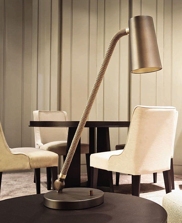 Contardi Lighting : Up table / desk lamp