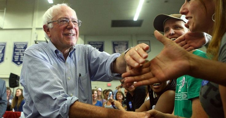 "Fresh off his ""political revolution"" in Iowa, Bernie Sanders is riding high. The senator from Vermont raised $3 million in 24 hours since Monday's caucus—his biggest single day yet—and, according to a new poll released Wednesday, leads Hillary Clinton by 33 points in New Hampshire, where the next presidential primary will take place on February 9."
