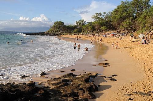 Granny beach nude-1372