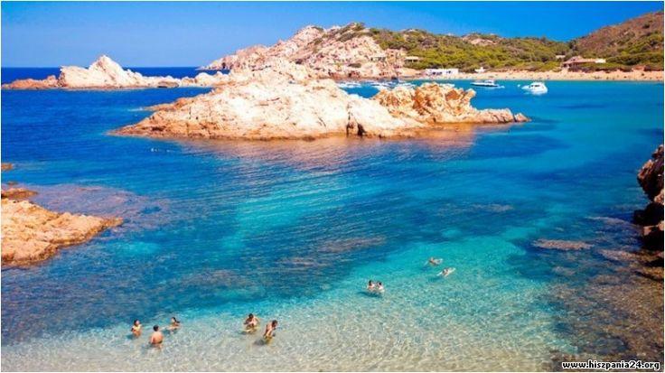 Minorka to druga co do wielkości wyspa Balearów, ma najwięcej pozostałości prehistorycznych.. #hiszpania #baleary #minorka