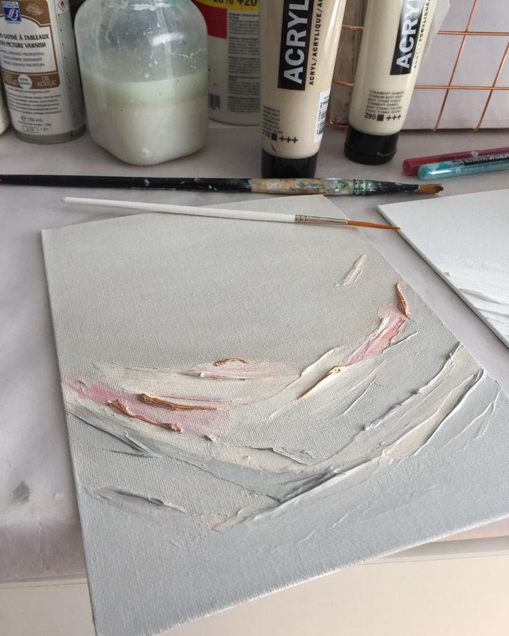 """25 kedvelés, 2 hozzászólás – amina alhassan (@minaa_art_) Instagram-hozzászólása: """"#touch #of #bronze #pastels #abstract #color #colorstudy #abstractpainting #abstractart #wallart…"""""""