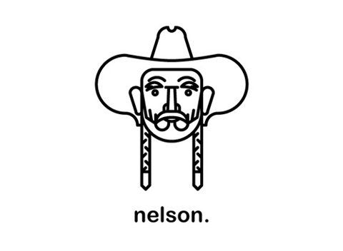 Willie Nelson   Identity - Logo - Iconography   Pinterest