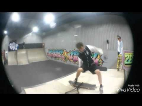 Quick clips at skate only night