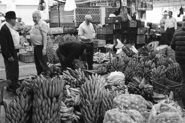 Racimos Plaza de mercado La Ceja Antioquia
