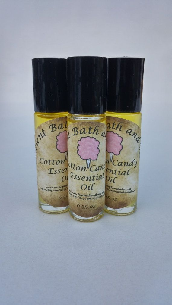 Cotton Candy Fragrance Oil Cotton Candy by AncientBathandBody