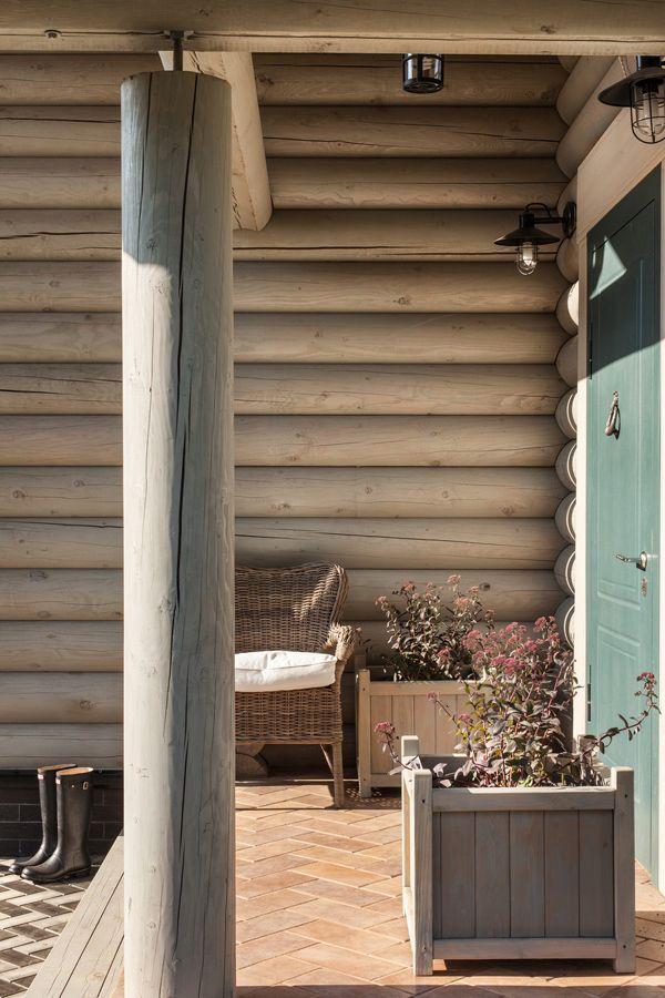 Великолепный деревянный дом в Подмосковье (via Bloglovin.com )