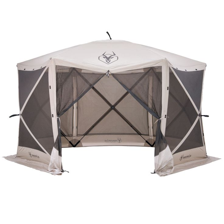 Gazelle Portable Gazebo 124 X 124 Screen   Gander Mountain