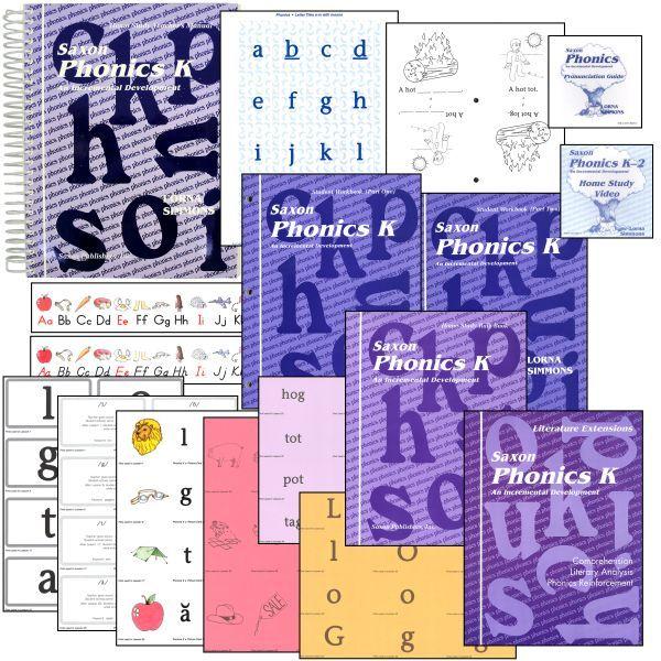 17 Best ideas about Saxon Phonics on Pinterest | Teaching phonics ...