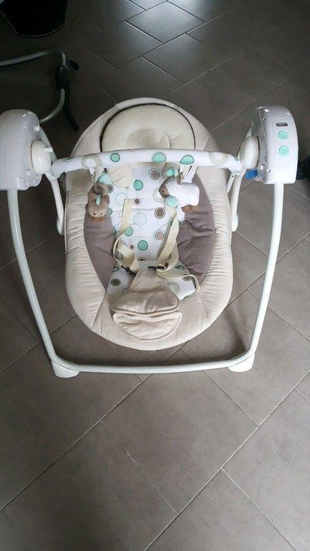 Balancelle électrique bébé 2luxe