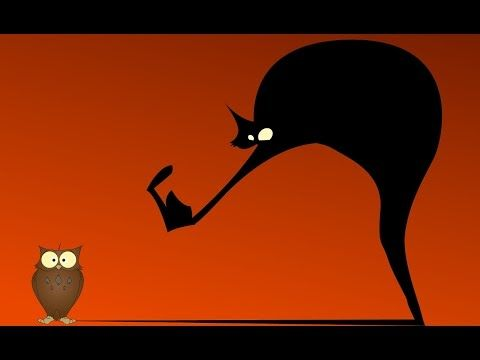 Alfred & Skyggen - En liten film om følelser (psykologi, følelser, psykisk helse, animasjon) - YouTube