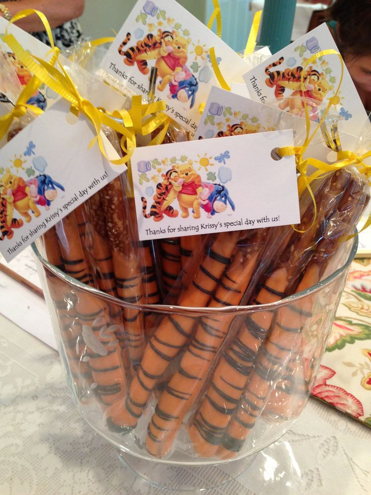 tails for a winnie the pooh themed baby shower baby shower ideas