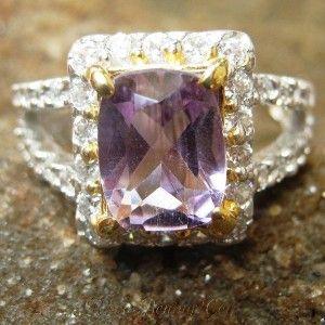 Cincin Ametis Elegan Ring 6.5US