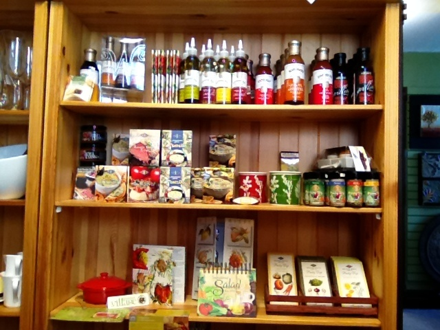 Flower Attic & Gifts. Virden Manitoba  Great selection on sauces and dips