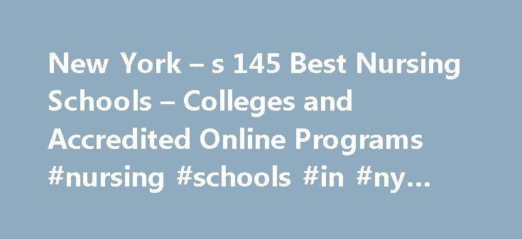 Online Nursing Schools In Ny