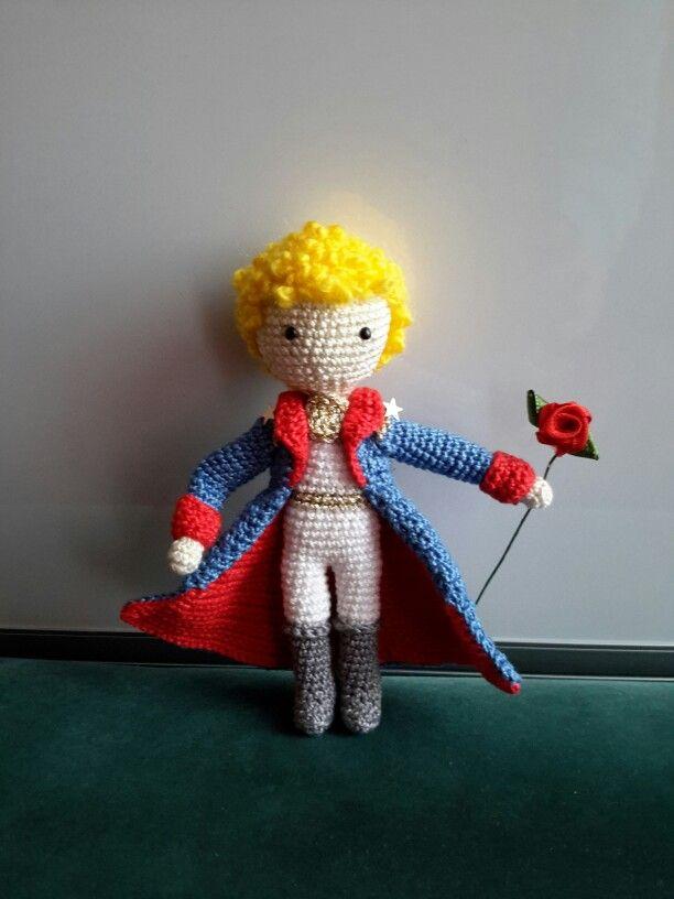 Le petit prince amigurumi Amigurumis Pinterest ...