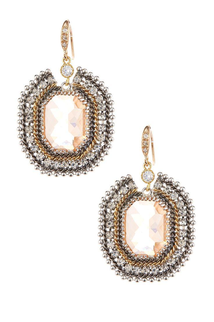 Jewelry amp watches gt fashion jewelry gt body jewelry gt body piercing - Prudence C Octagonal Crystal Drop Earrings Octagonal Earringsoctagonal Crystaljewelry Accessories Lingeriejewellery Accessories Watchesoooooooh
