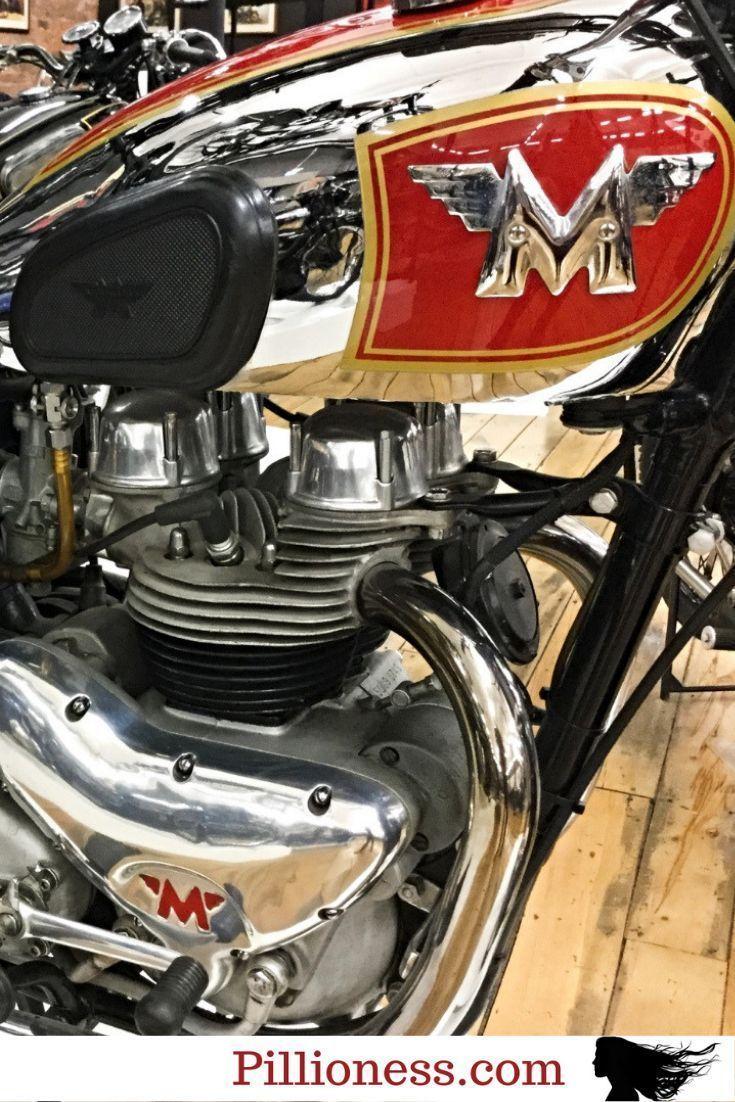 Dieser Matchless ist eines meiner Lieblings-Oldtimer-Motorräder, die Sie sehen …   – Schönes Motorrad