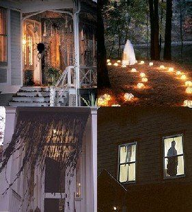 halloween yard ideas | Halloween Lawn Decorations Ideas Kelly D kids grounded halloween yard ...