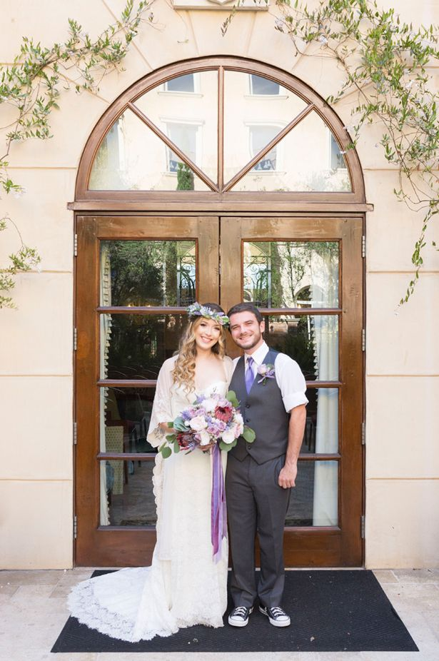 Manhattan Beach Wedding at Ayres Hotel | Peterson Design & Photography | See more on My Hotel Wedding: https://www.myhotelwedding.com/blog/2016/11/15/manhattan-beach-wedding-ayres-hotel