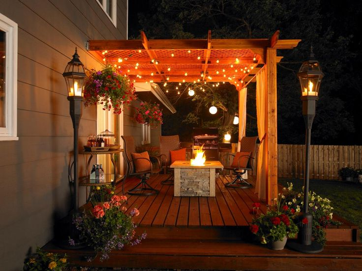 Patio Accessories: Ideas and Options | Outdoor Design - Landscaping Ideas, Porches, Decks, & Patios | HGTV