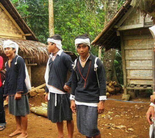 Baduy Village, Banten West Java ID