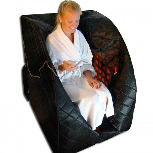 Premium Portable Infrared Sauna - Therasage